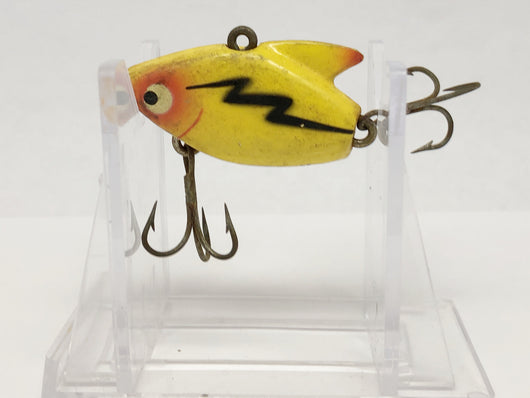 Heddon Sonic Yellow Black Lightning