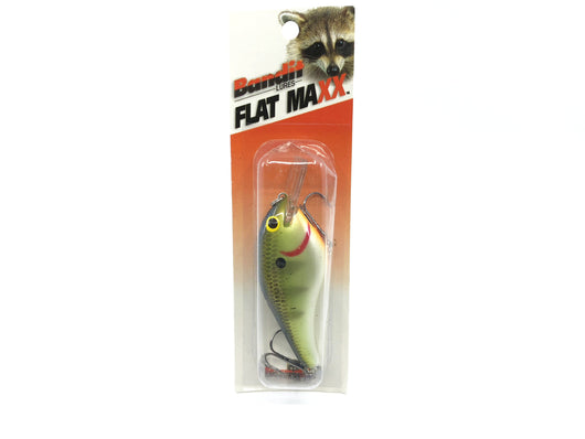 Bandit Flat Maxx Shallow Series Baby Bream Color New on Card