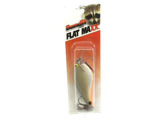 Bandit Flat Maxx Shallow Series Parrot Orange Color New on Card