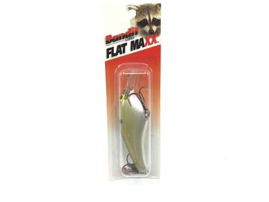 Bandit Flat Maxx Shallow Series Speckled Shad Color New on Card
