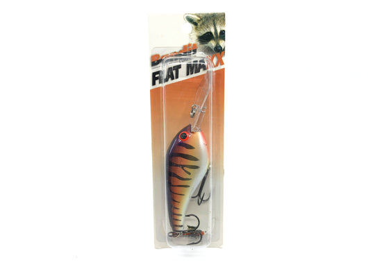Bandit Flat Maxx Deep Series Copper Tiger Color New on Card