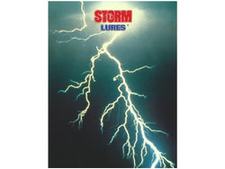 1996-1997 Storm Lures Catalog + Insert / Price List