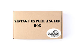 Vintage Expert Angler Box (Approx $80+ Value)
