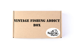 Vintage Fishing Addict Box (Approx $135+ Value)