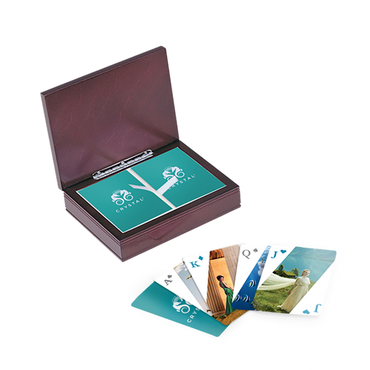 Bridge Card Deck and Case