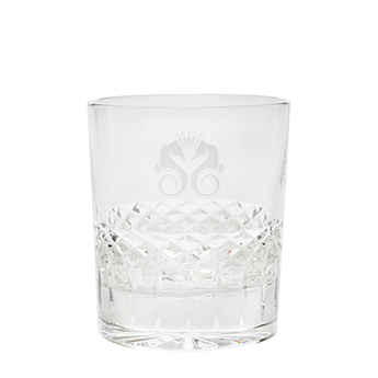 Cut Crystal Whisky Glasses