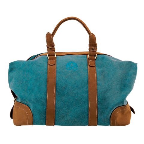 Travel Denim Duffel