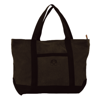 Tote Denim Travel Bag