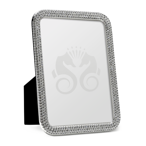 UK - Diamante Crystal Encrusted 4x6 Frame – Exclusively Crystal
