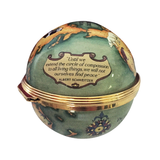 "UK - ""Endangered Species"" Collectable Enamel Box"