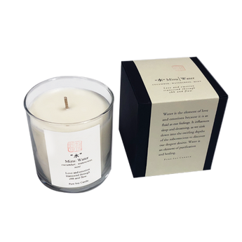 Japan - Mizu Water Soy Candle