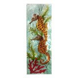 Philippines - Seahorses Capiz Shell Treasure Box
