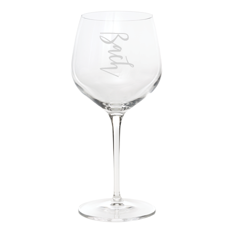 Wine Glasses - Bach