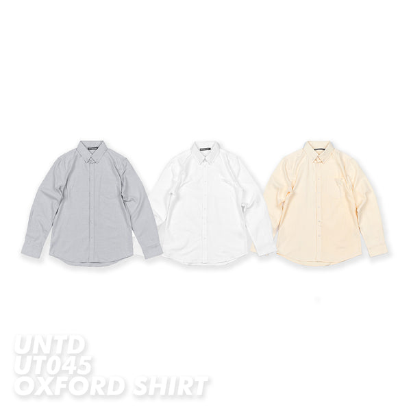 UT045WH | OXFORM SHIRT