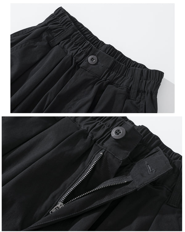 UT088BK | NOT WORKING WORKER PANTS