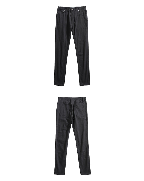 UT033BK | ULTRA SKINNY-PANTS-UNTOUCHED UNITED