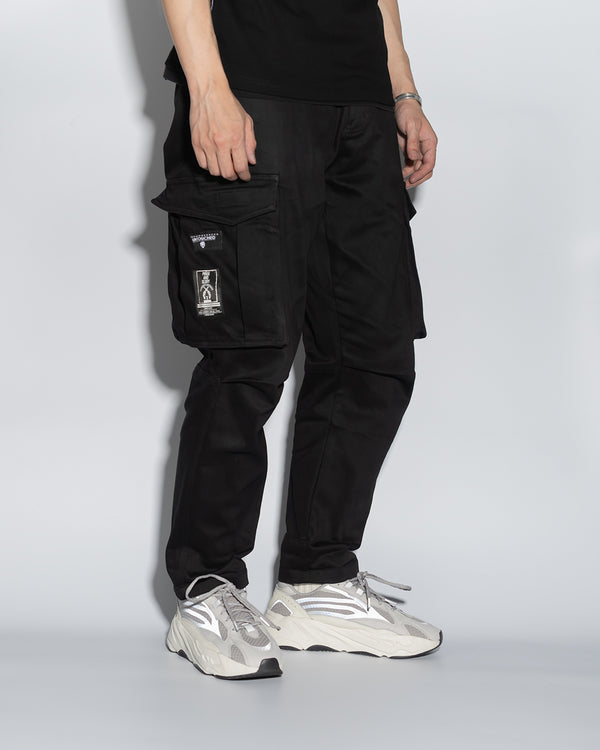 UT066BK | M65 FIELD PANTS / TEST TYPE