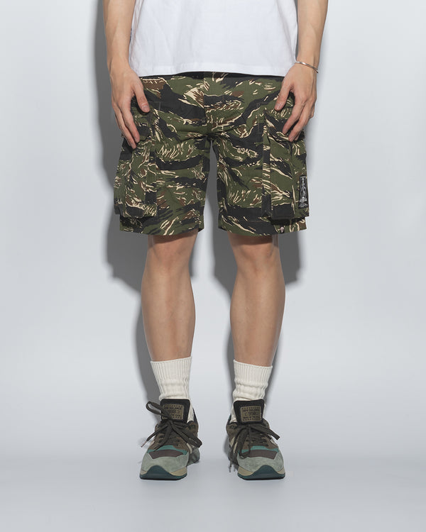 SG00T2 | DOUBLE FIRE ARMY SHORTS
