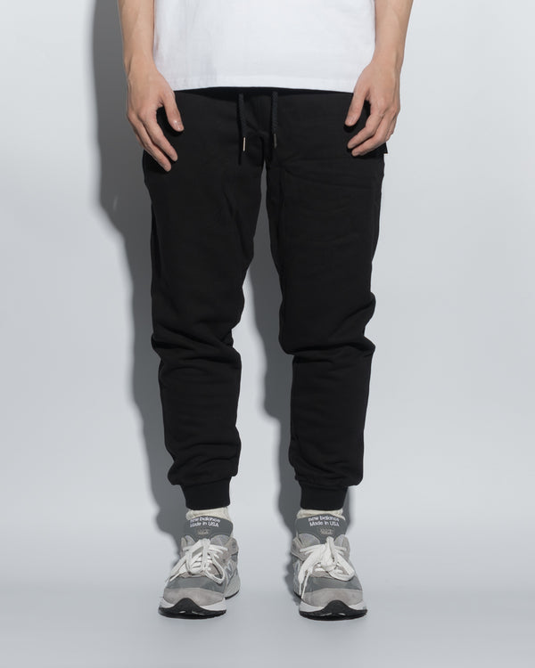 UT007BK | PRIME APPAREL SWEAT JOGGERS-JOGGERS-UNTOUCHED UNITED