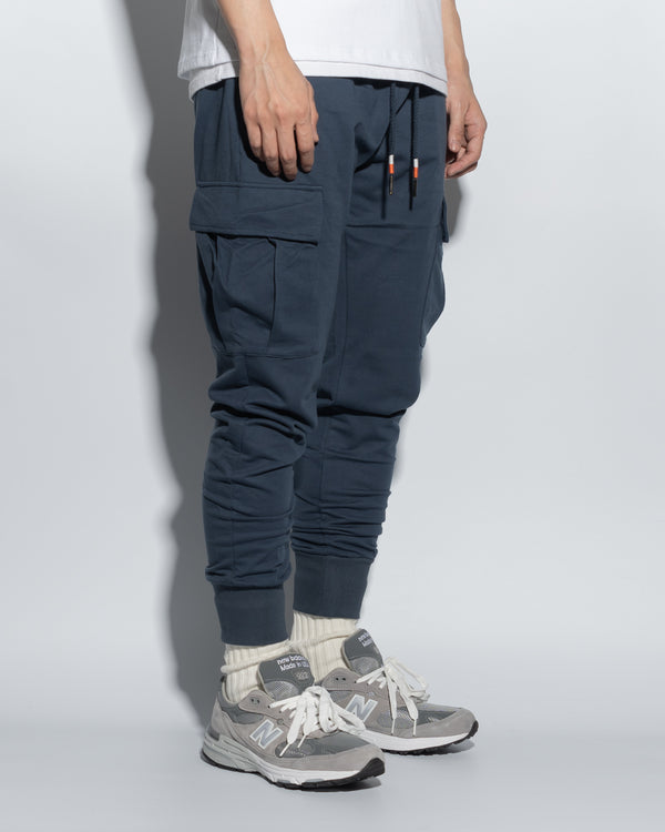 UT010NY | SKINNY SWEAT JOGGERS - 2P-JOGGERS-UNTOUCHED UNITED