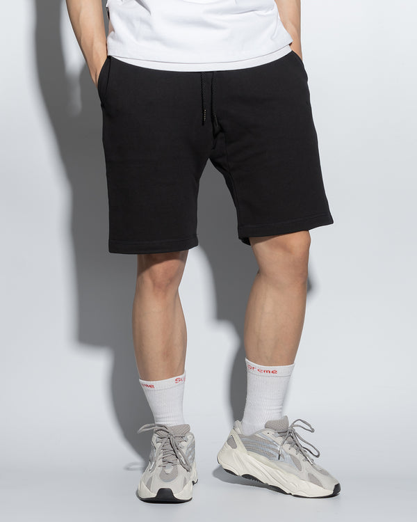 UT004BK | SWEAT SHORTS | PRIME APPAREL-SHORTS-UNTOUCHED UNITED