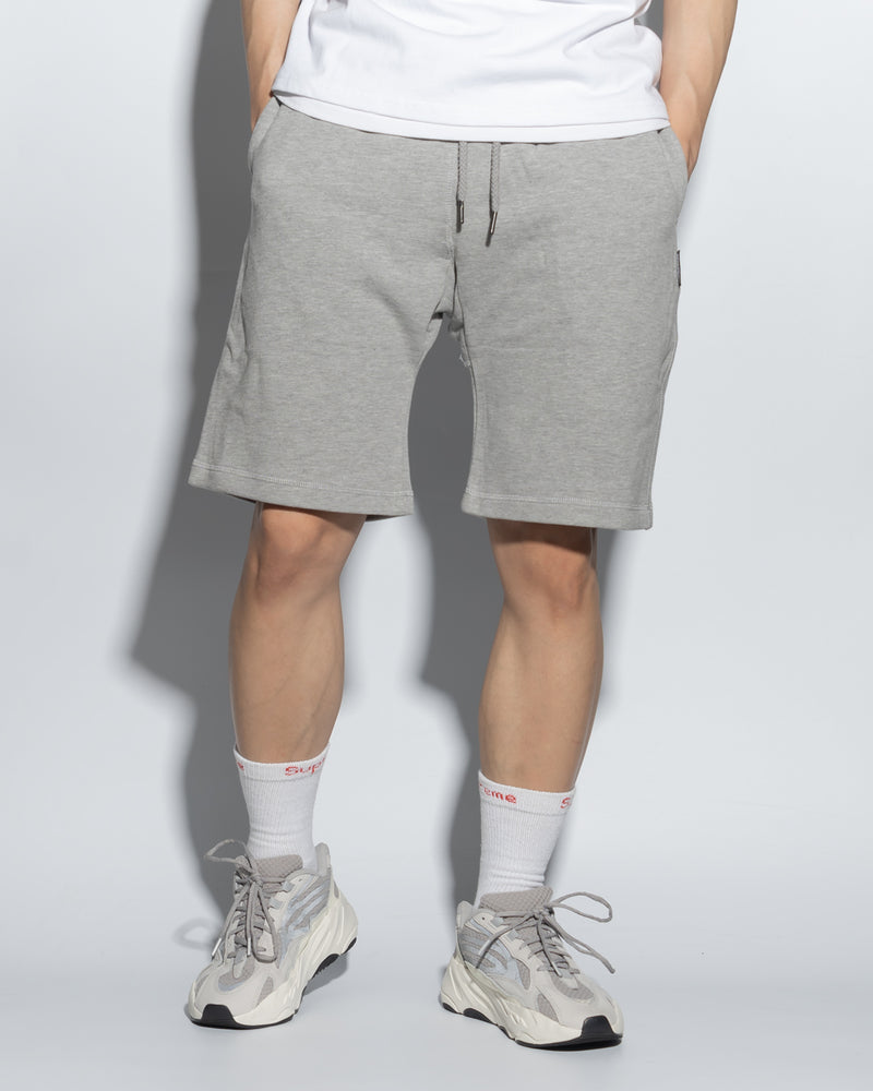 UT004GY | SWEAT SHORTS | PRIME APPAREL-SHORTS-UNTOUCHED UNITED