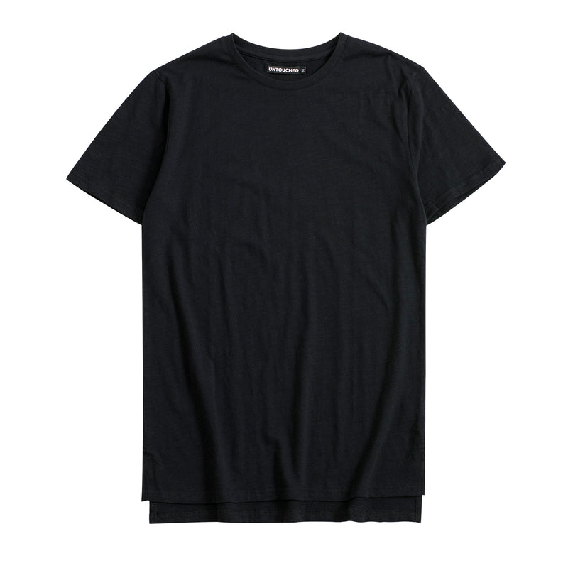 UT051BK | BASIC LONG TEE