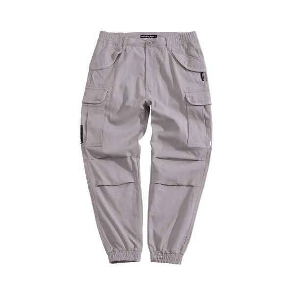UT113GY | ULTRA FORCE ARMY JOGGERS v2-JOGGERS-UNTOUCHED UNITED