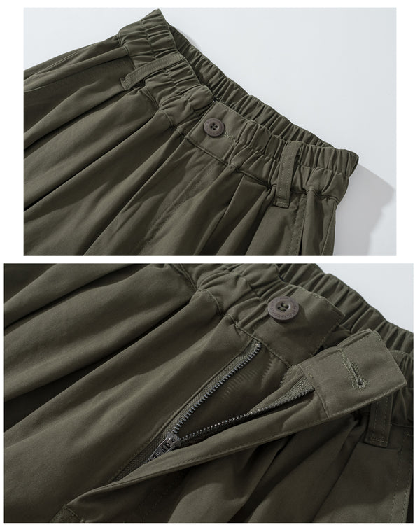UT088V1GN | NOT WORKING WORKER PANTS V1-PANTS-UNTOUCHED UNITED