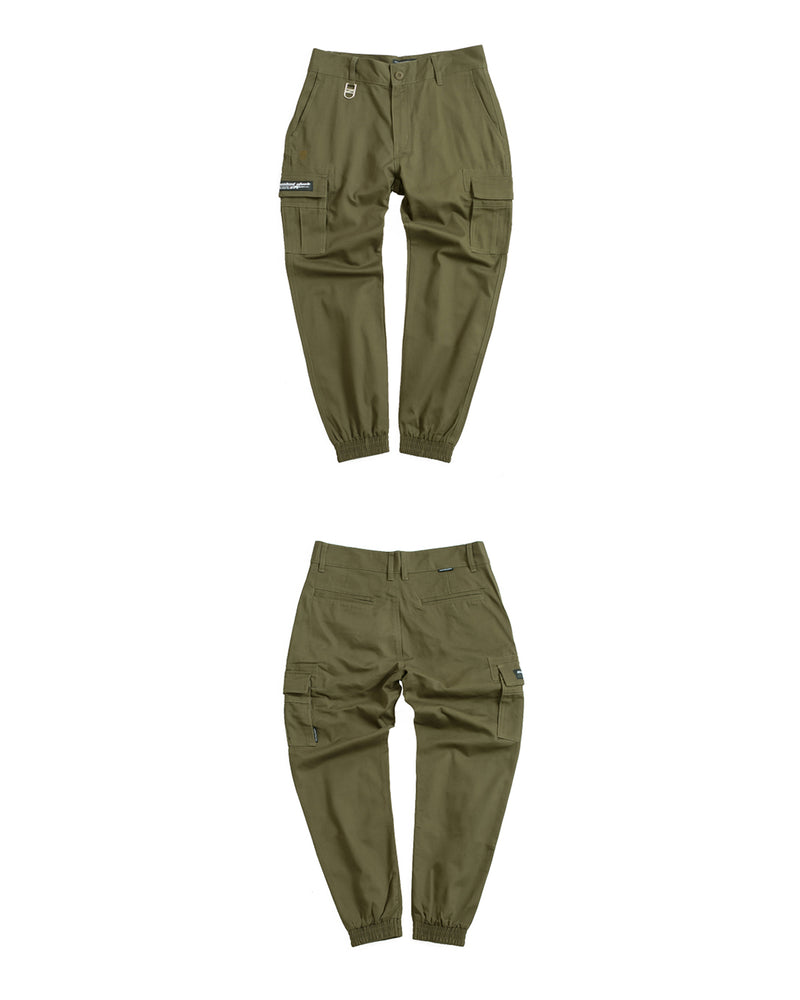 UT00BGN | ARMY JOGGERS - 2POCKETS-JOGGERS-UNTOUCHED UNITED