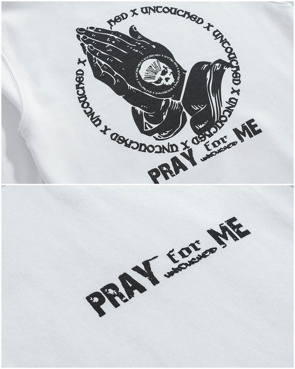 FW19 HD106WH | PRAY FOR ME