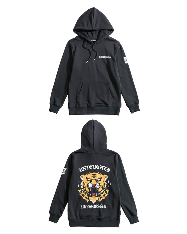 HD1732BK | THE TIGER GOD | UAG-HOODIES-UNTOUCHED UNITED