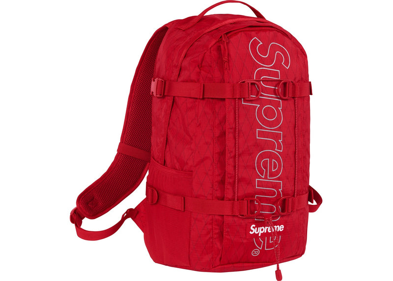 Supreme Backpack (FW18)-BACKPACK-UNTOUCHED UNITED