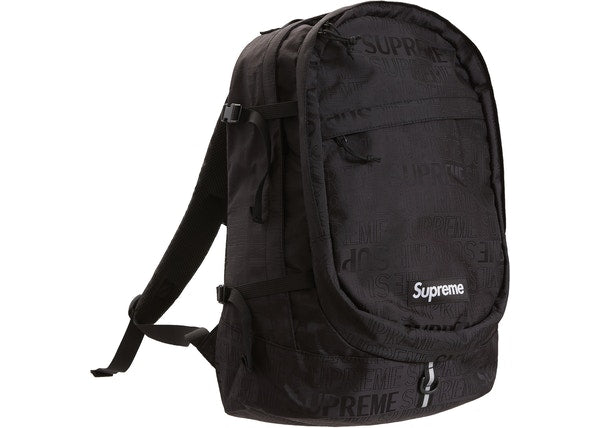 Supreme Backpack (SS19)-BACKPACK-UNTOUCHED UNITED