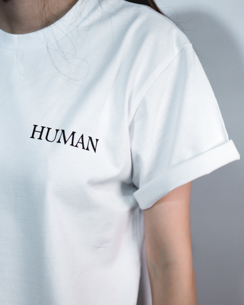 SS18 T1705WH | THE HUMAN