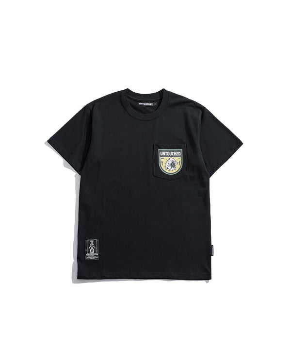 T1913BK | ARMY - THE HAWK-TEE-UNTOUCHED UNITED