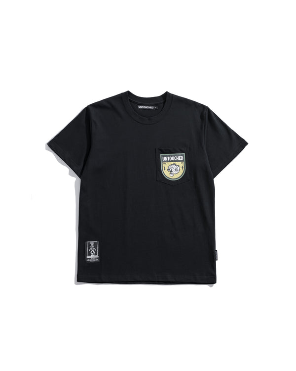 T1914BK | ARMY - THE TIGER-TEE-UNTOUCHED UNITED