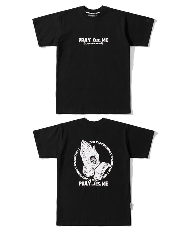 T2006BK | PRAY FOR ME-TEE-UNTOUCHED UNITED