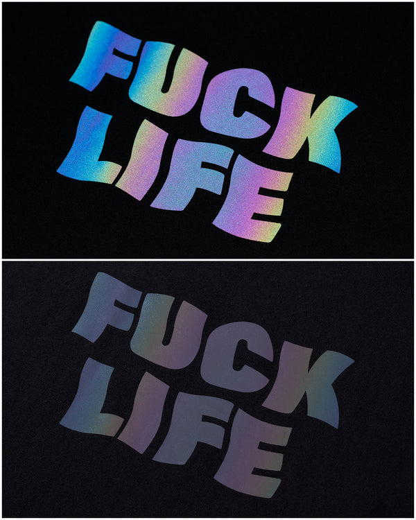 T2012BK | FUCK LIFE-TEE-UNTOUCHED UNITED