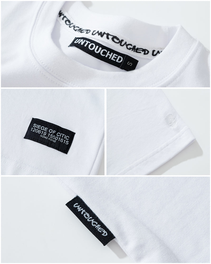 SS20 T2013WH | NEVER AGAIN