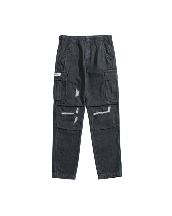 UT085BK | NOT WORKING CARGO JEANS