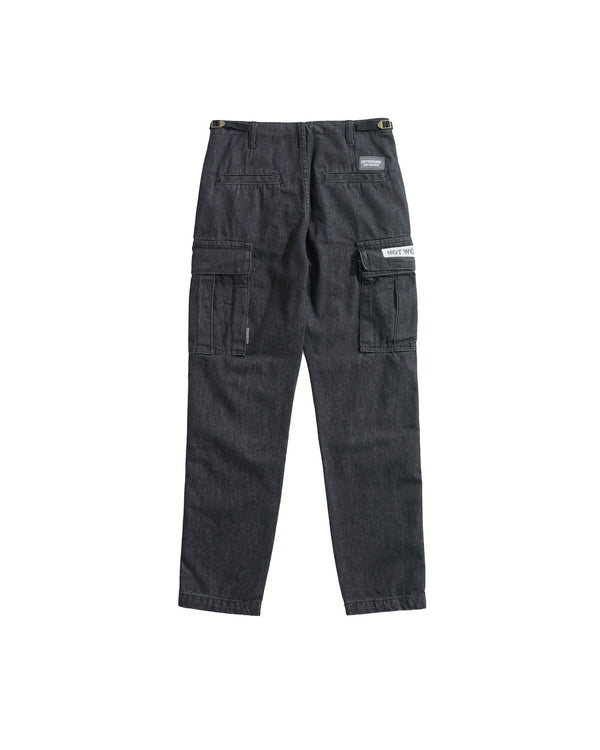 UT085BK | NOT WORKING CARGO JEANS-JEANS-UNTOUCHED UNITED