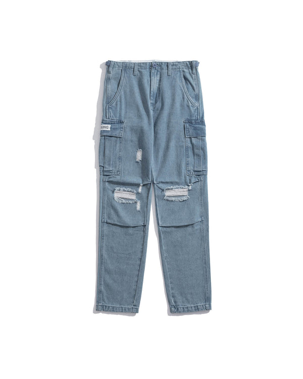 UT085NY | NOT WORKING CARGO JEANS-JEANS-UNTOUCHED UNITED