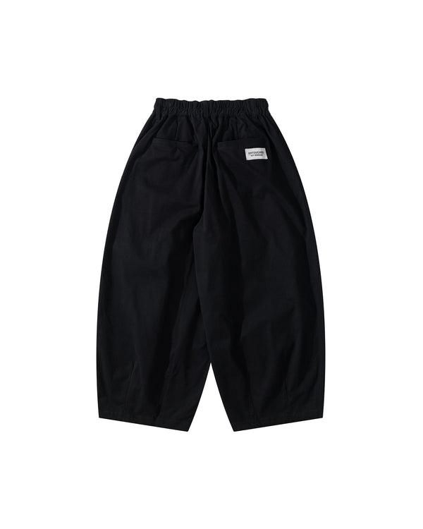 UT088v2BK | NOT WORKING WORKER PANTS v2