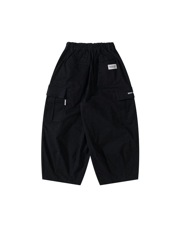 UT088v3BK | NOT WORKING CARGO PANTS v2