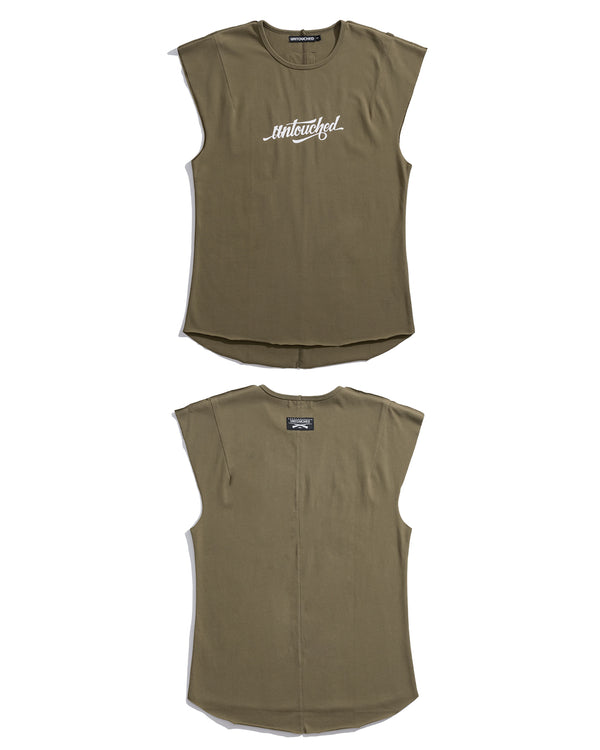 SS19 UT091GN | UNTOUCHED TANK TOP