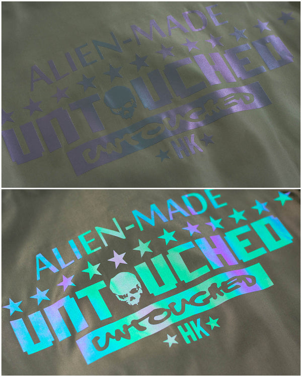 UT106GN | ALIEN-MADE | ALIEN MADE-JACKET-UNTOUCHED UNITED