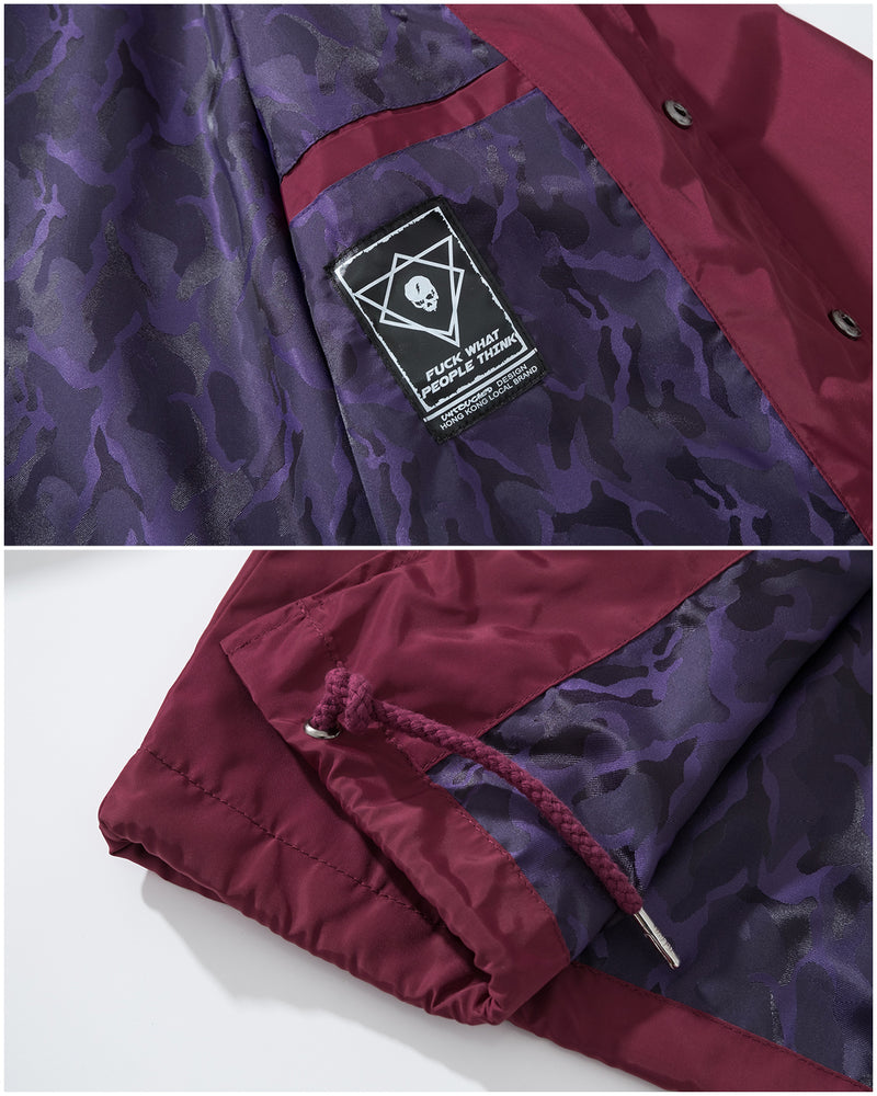UT115RD | UFO | ALIEN MADE-JACKET-UNTOUCHED UNITED