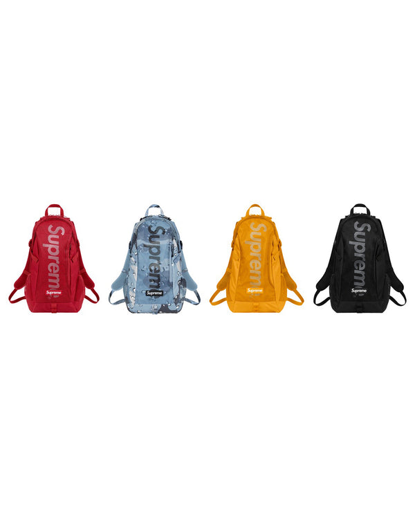 Supreme Backpack (SS20)-BACKPACK-UNTOUCHED UNITED