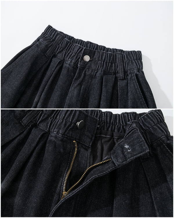 UT088BKD | NOT WORKING WORKER PANTS-PANTS-UNTOUCHED UNITED